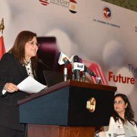 هالة السعيد ؛ غرفة التجارة الأمريكية بالقاهرة