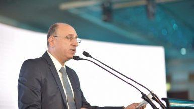 ناجى فهمى رئيس مجلس إدارة الاتحاد المصرى للتمويل العقارى