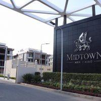 شركة بتر هوم للاستثمار العقارى ؛ مشروع ميدتاون