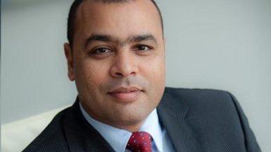 أحمد مكى الرئيس التنفيذى لشركة فايبر مصر