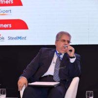 جورج متى رئيس اللجنة الاقتصادية بالاتحاد العربي للحديد والصلب