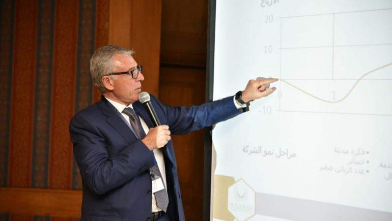 سمير العلايلى ؛ جمعية ملائكة الأعمال المصرية