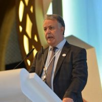 محمد الربيع الأمين العام لمجلس الوحدة الاقتصادية