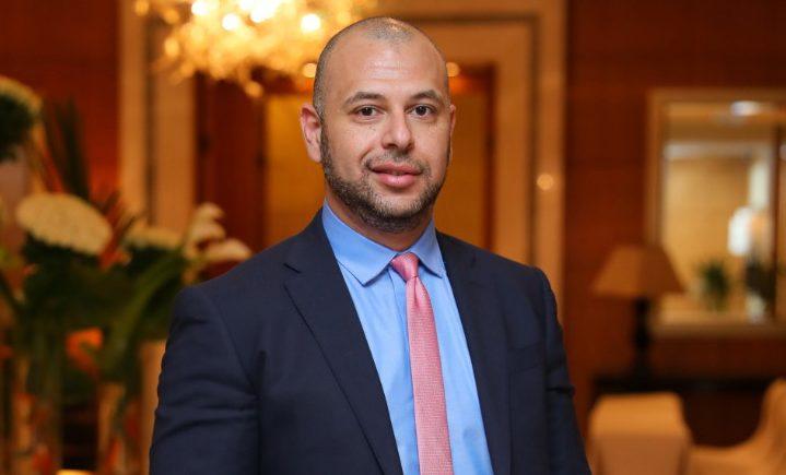 رامى الدكانى ؛ اتحاد البورصات العربية