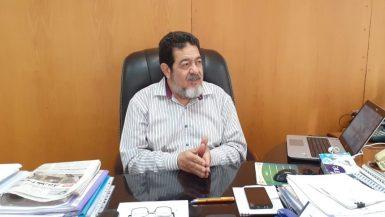 محمد حنفى مدير عام غرفة الصناعات المعدنية باتحاد الصناعات