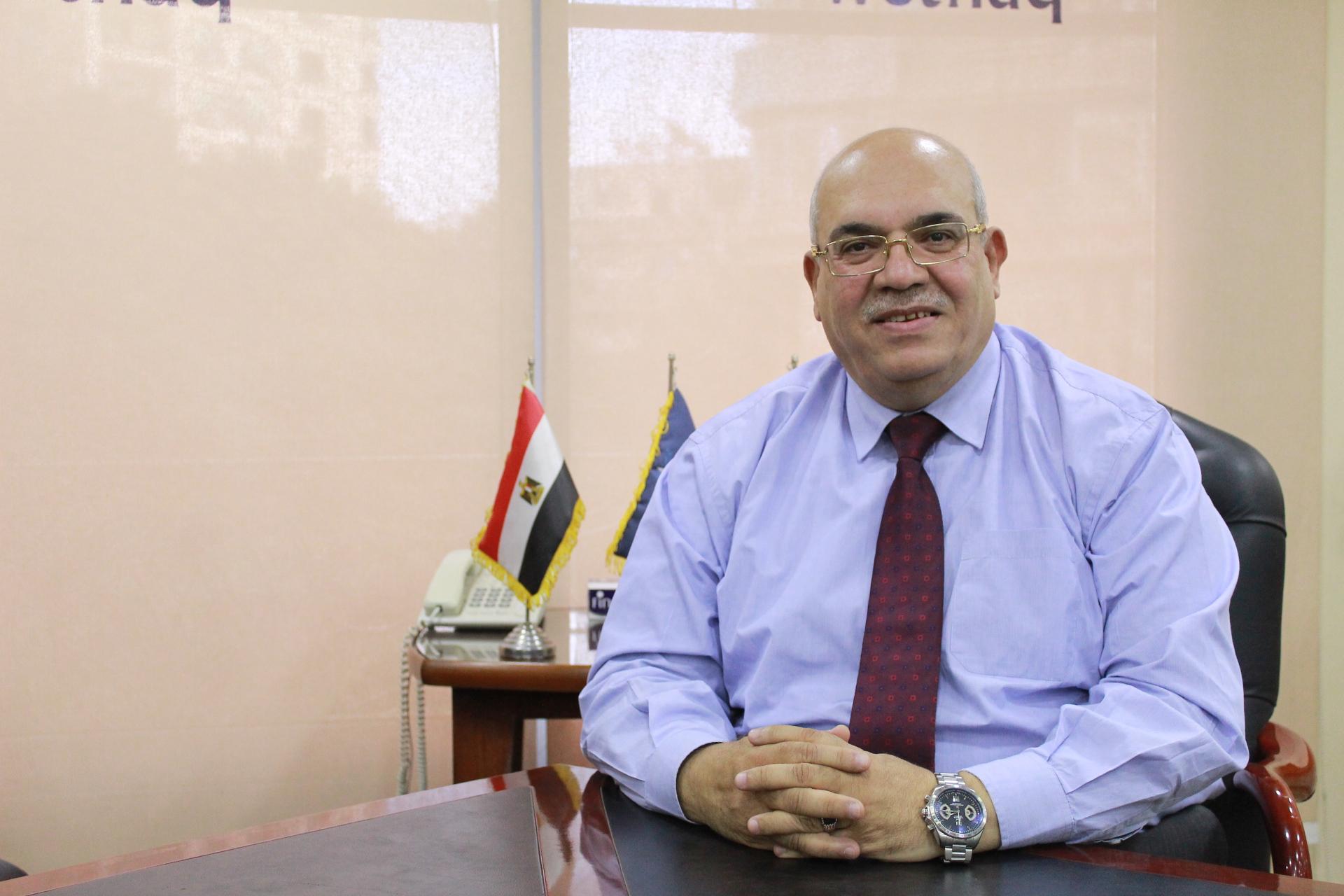 عبد العزيز لبيب ؛ شركة وثاق للتأمين التكافلى