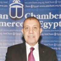 أسامة توكل مستشار وزير المالية