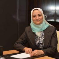 نجلاء عبد الرحيم ؛ بنك التنمية الصناعية