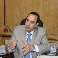 محافظ شمال سيناء الدكتور محمد عبدالفضيل شوشة