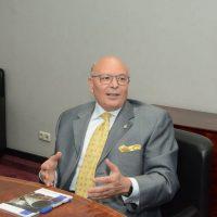 إسماعيل لقمة رئيس شعبة المواسير بغرفة مواد البناء باتحاد الصناعات