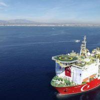 تركيا ؛ التنقيب عن الغاز في البحر المتوسط