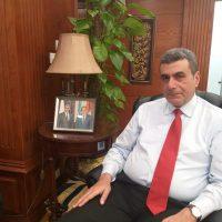 المهندس محمد عبدالعزيز، رئيس شركة البتروكيماويات المصرية،