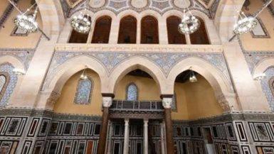 مسجد قصر عابدين