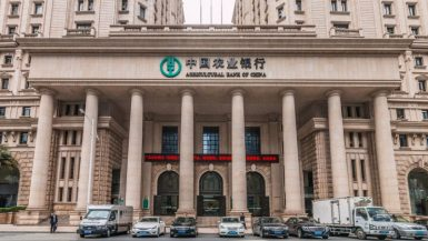البنك الزراعي الصينى