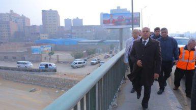 وزير النقل كامل الوزير