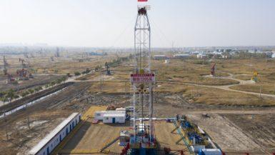 إنتاج النفط في الصين