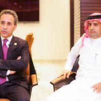 مجلس إدارة شركة التعمير العربية للتنمية واﻹستثمار العقارى