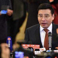 مياو وي وزير الصناعة وتكنولوجيا المعلومات الصيني