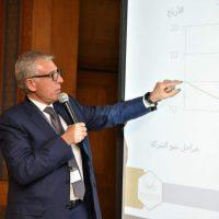 """سمير العلايلى رئيس جمعية ملائكة الأعمال المصرية """"ملائكة"""""""