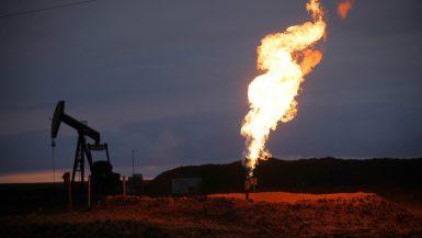 حقول الغاز
