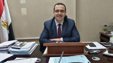وليد عباس معاون وزير الإسكان لشئون هيئة المجتمعات العمرانية