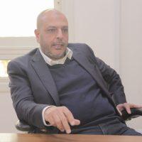 عمر البدرى رئيس شركة سكاى لوجستيكس