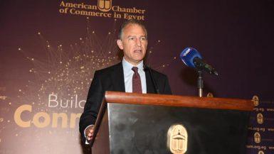 جوناثان كوهين ، السفير الأمريكي بالقاهرة