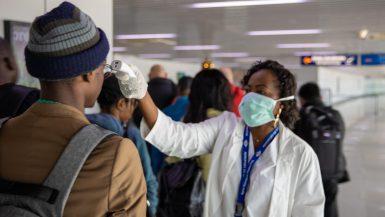 فيروس كورونا ؛ أفريقيا ؛ إفريقيا