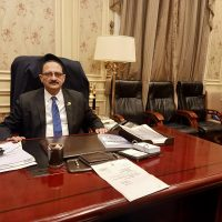 هشام عبدالواحد رئيس لجنة النقل والمواصلات