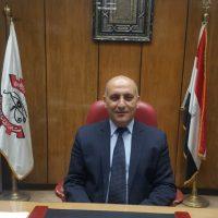 محمد حلمى عفيفى ؛ رئيس مصلحة الرقابة الصناعية