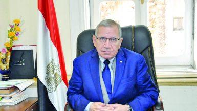 محمد مجاهد نائب وزير التعليم للتعليم الفنى ؛ التعليم الفنى