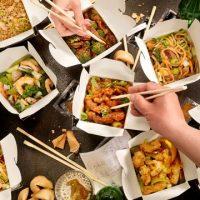 المطاعم الصينية ؛ الاكل الصيني