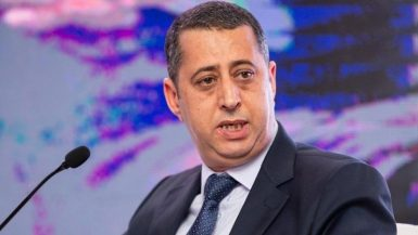 خالد قاسم رئيس شل مصر