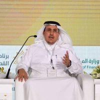 أحمد بن عبدالكريم الخليفى محافظ مؤسسة النقد العربى السعودى