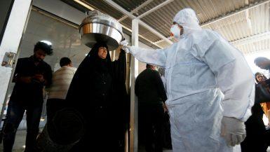 إيران ؛ فيروس كورونا