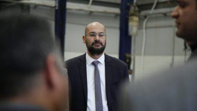 أحمد لبيب مدير تسويق فيات كرايسلر