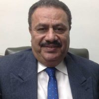 رضا عبد القادر رئيس مصلحة الضرائب