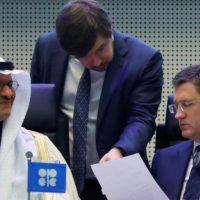 وزير الطاقة الروسي ووزير الطاقة السعودى ؛ روسيا ؛ البترول ؛ أوبك