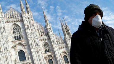 إيطاليا ؛ فيروس كورونا