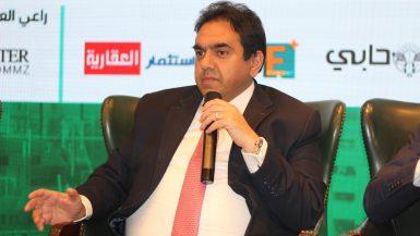خليل البواب الرئيس التنفيذى لشركة مصر كابيتال للاستثمارات