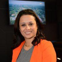 هالة عبدالودود رئيس قطاع المسئولية المجتمعية بشركة أورنج مصر