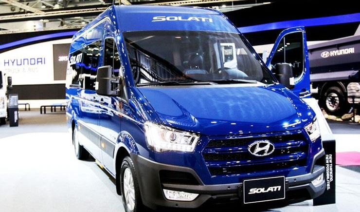 هيونداي Solati H350