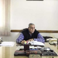 اللواء محمد شرف رئيس الجهاز التنفيذى ؛ سوق العبور