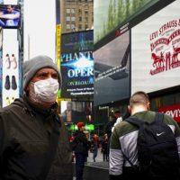 الولايات المتحدة الأمريكية ؛ فيروس كورونا