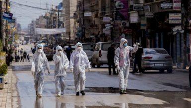 سوريا ؛ فيروس كوروتا