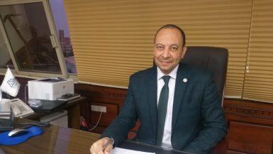 وائل جويد رئيس شركة غاز مصر