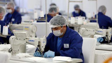 الصناعة ؛ المصانع ؛ المشروعات الصغيرة ؛ فيروس كورونا ؛ الملابس الجاهزة