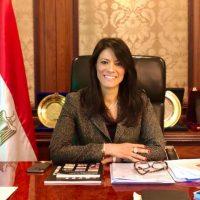 رانيا المشاط وزيرة التعاون الدولى