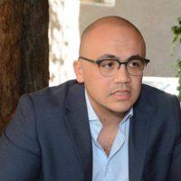 أحمد حسام عوض عضو لجنة التشييد فى جمعية رجال الاعمال