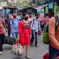 فيروس كورونا ؛ الهند ؛ آسيا